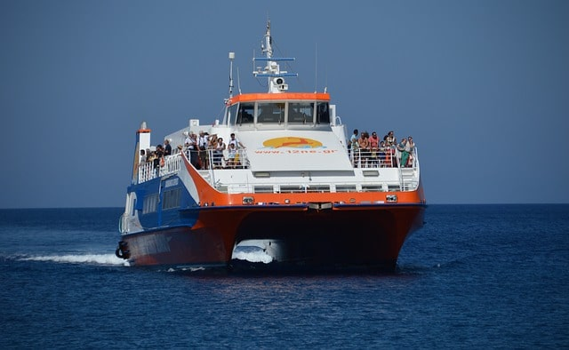 Greek Ferry Service