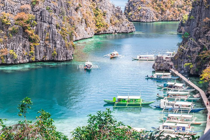 Coron South East Asia