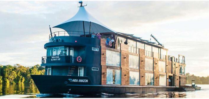 Small Ship Cruise Amazon River
