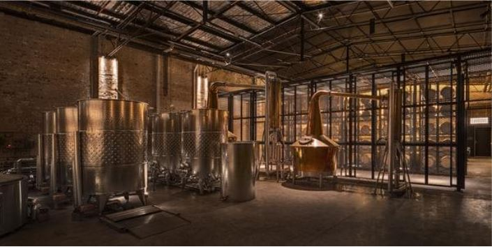 Sydney Whiskey Distillery Tours