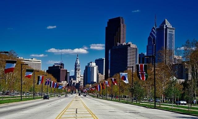 Philadelphia by Pixabay
