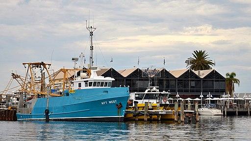 Fremantle Fishing Boat Harbor