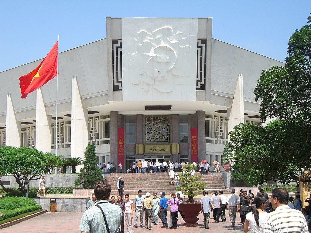 Ho CHi Minh Museum Vietnam