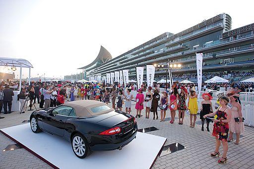 Meydan Racecourse Dubai