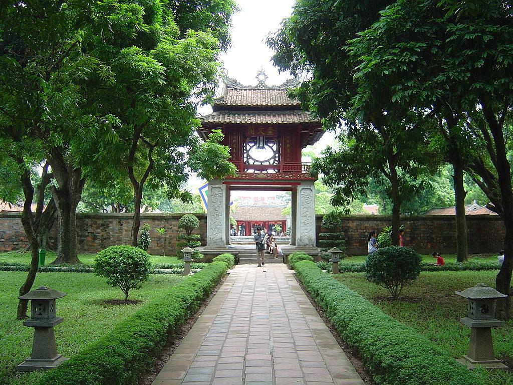 Temple of Literature Hanoi