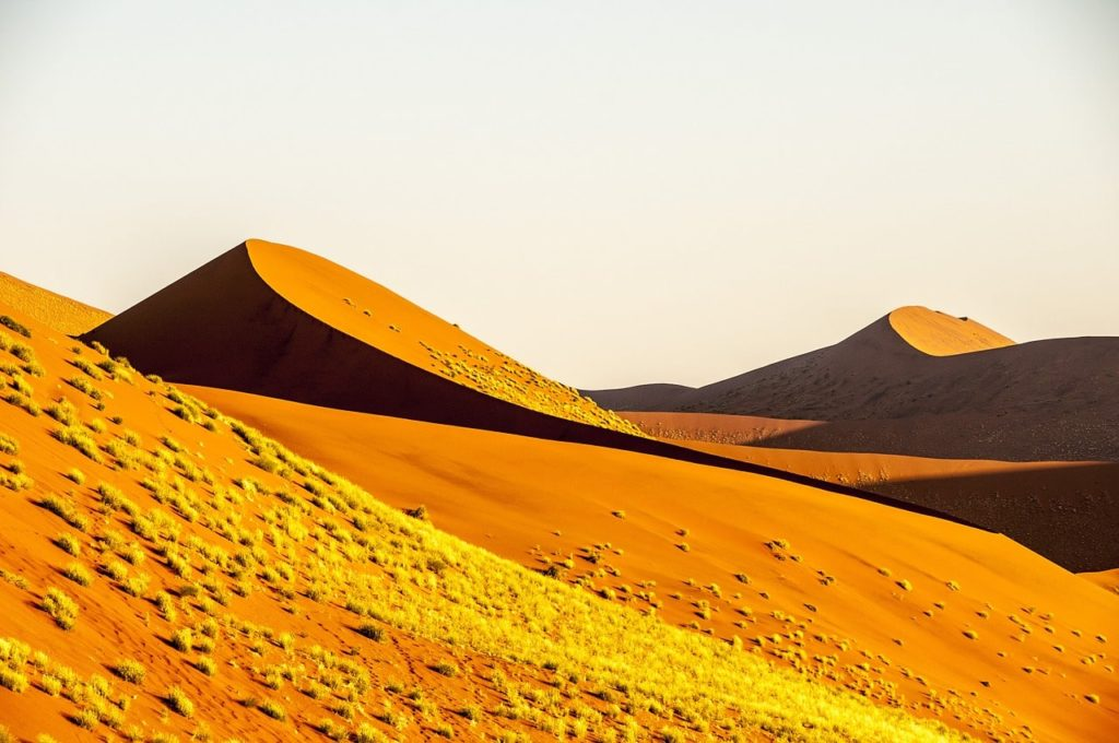 Namibia Desert Africa