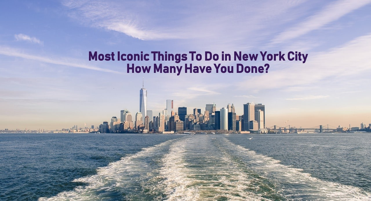 New York City Things To Do