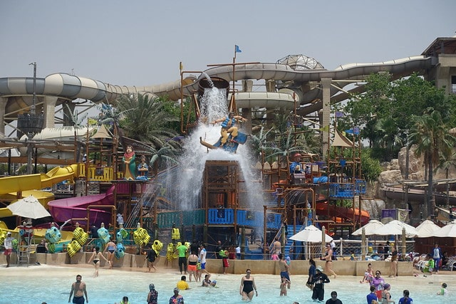 Wild Wadi Theme Park Dubai