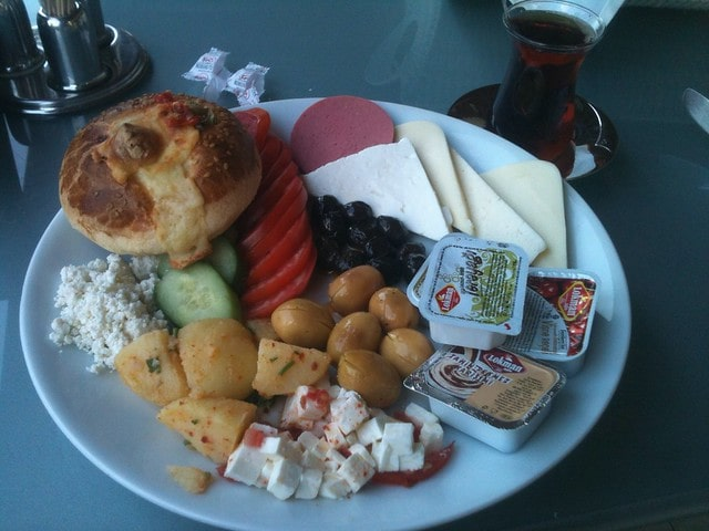 Kahvalti Turkish Breakfast