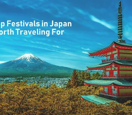 Top Festivals in Japan