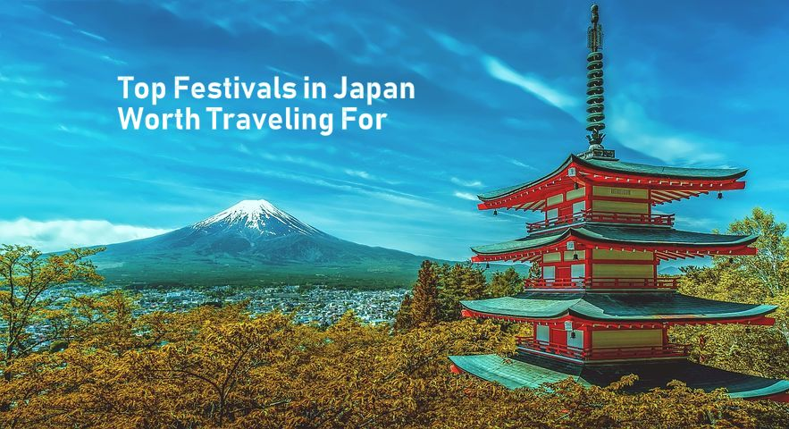 Top Festivals in Japan