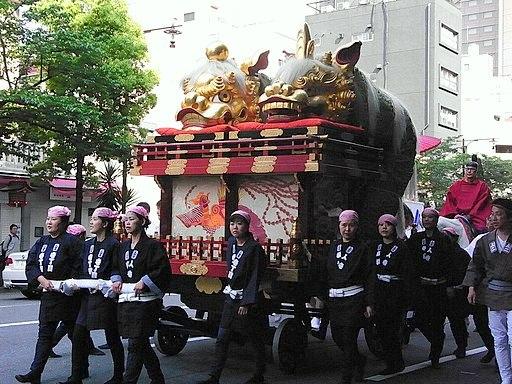 Kanda Matsuri Japan