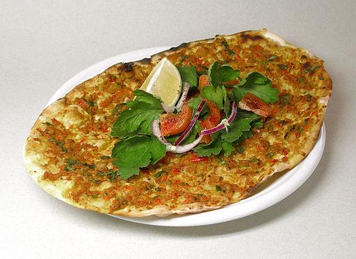 Lahmacun, Turkish Pizza