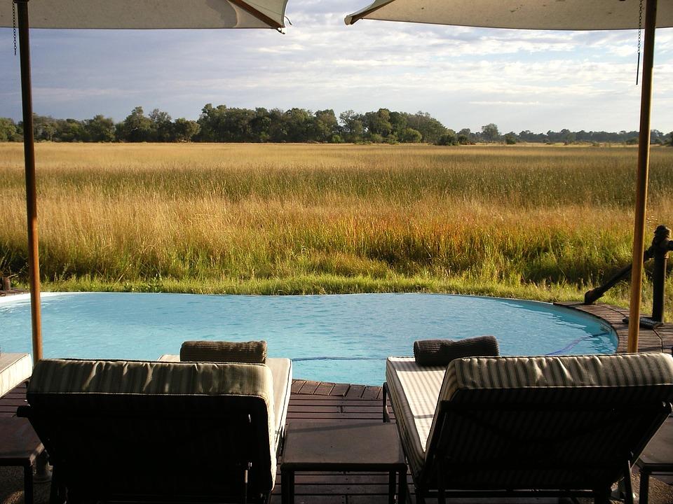 Okavango Delta Lodge Botswana Africa