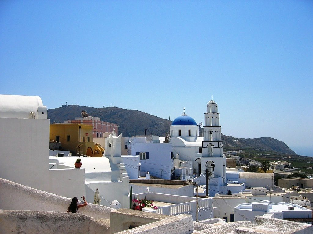 Pyrgos Greece