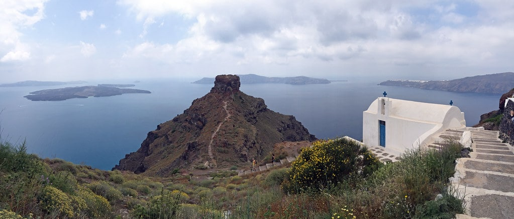 Skaros Greece