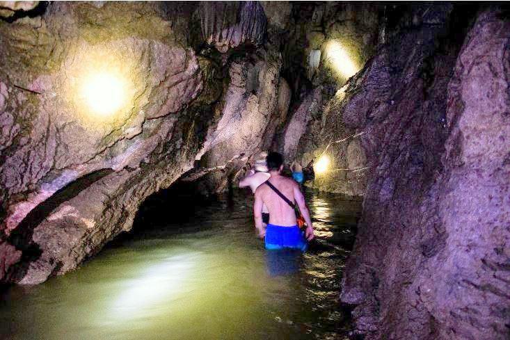 Khao Sok Caves Thailand