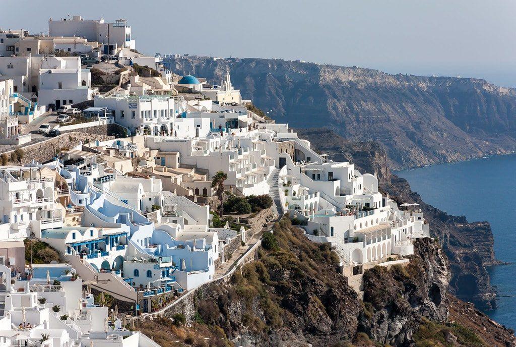 Thera Greece