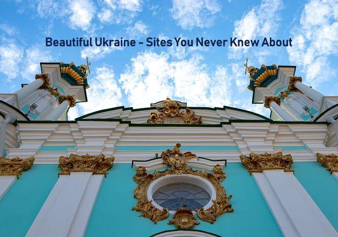 Beautiful Ukraine - Top Sites