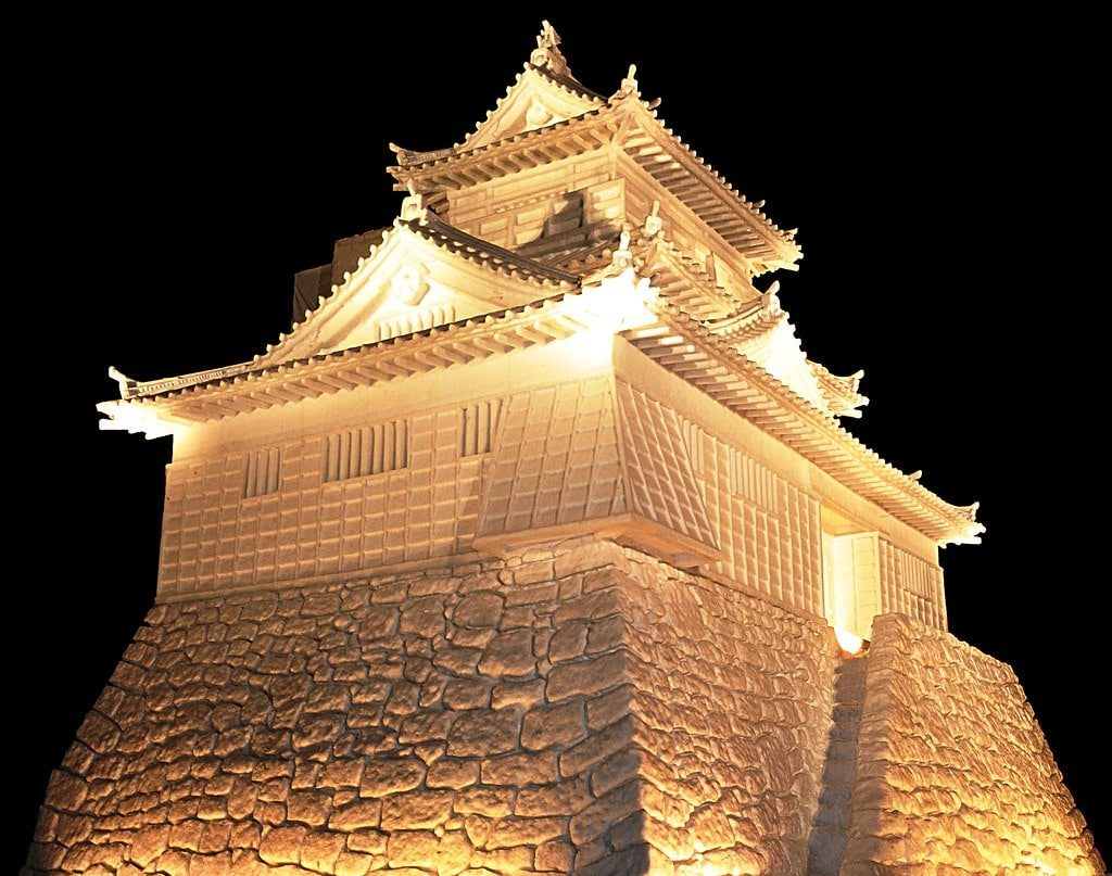 Sapporo Yuki Matsuri Festival Japan