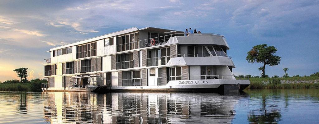 Zambezi Houseboat
