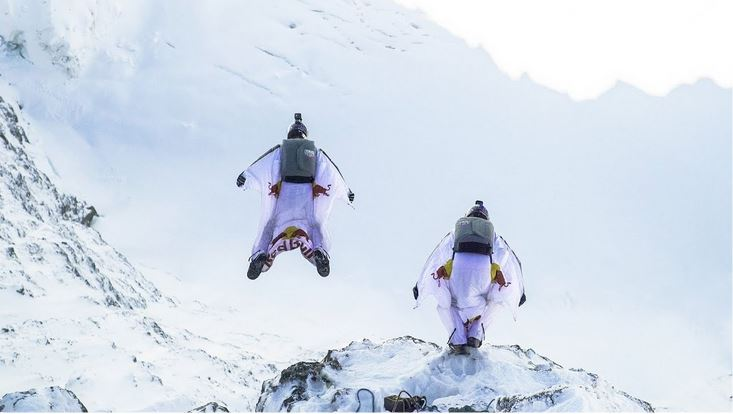 Base Jumping Switzerland