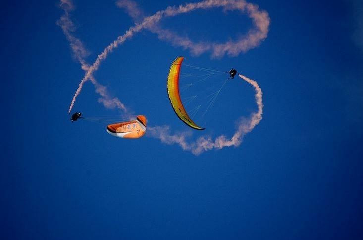 Europe Paragliding