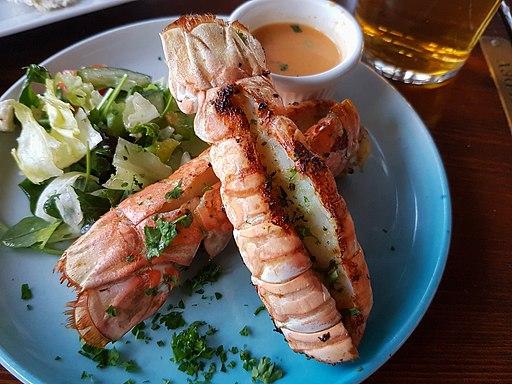 Icelandic Lobster by: Benreis