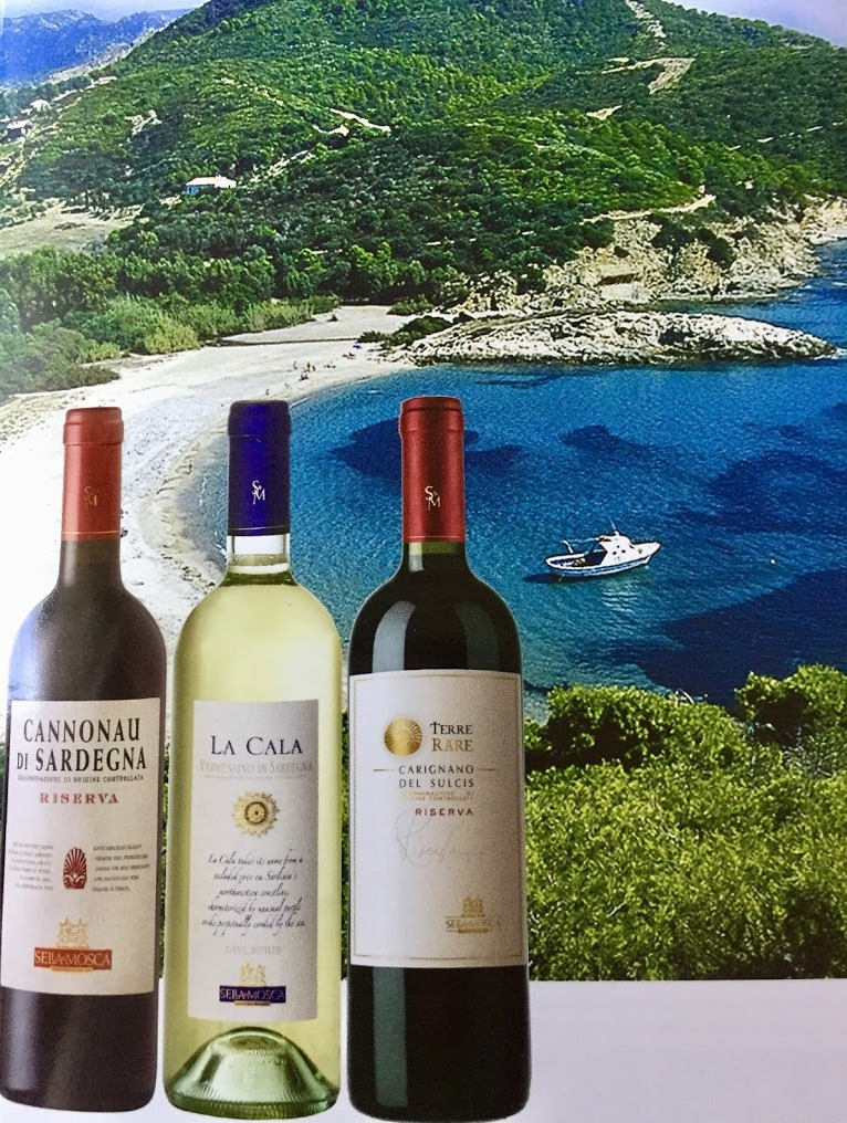 Longevity Wines From Sardinia