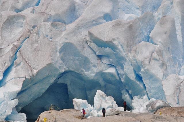 Glacier Hike Norway
