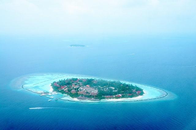 Maldives Resort Island