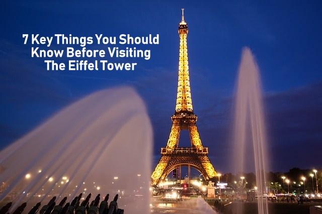 Key Eiffel Tower Tips