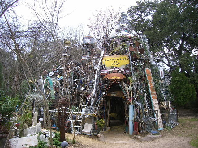 Cathedral of Junk Austin