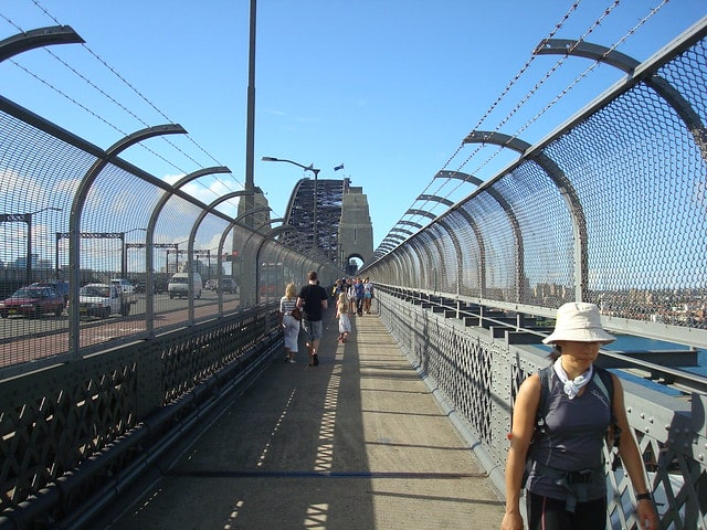 Harbour Bridge Walk Sydney