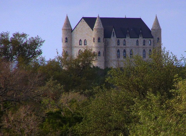 Falkenstein Castle Austin Texas