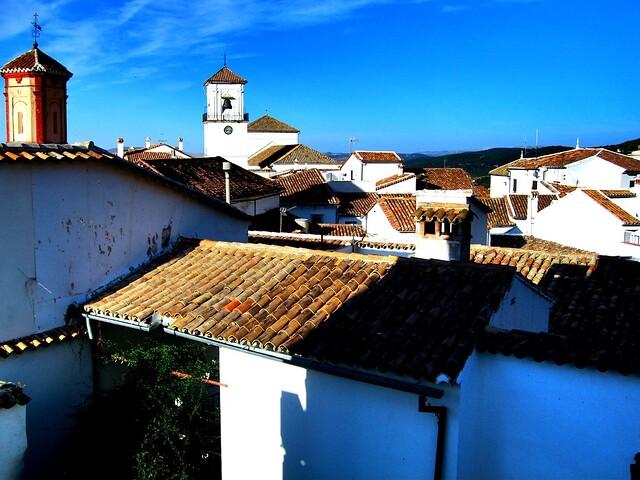Grazalema Andalusia Spain