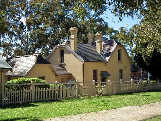 Parramatta Park Sydney