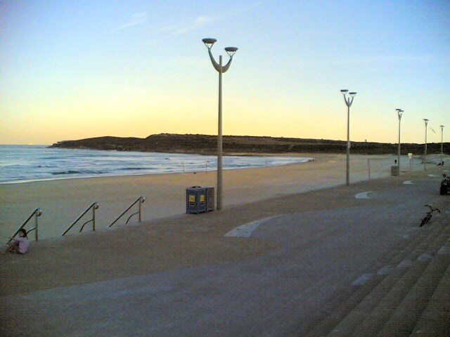 maroubra beach walkway