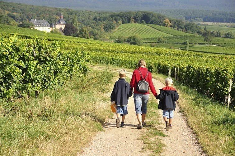 Family Holidays in France