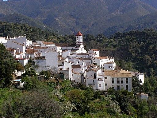 Genalguacil Spain