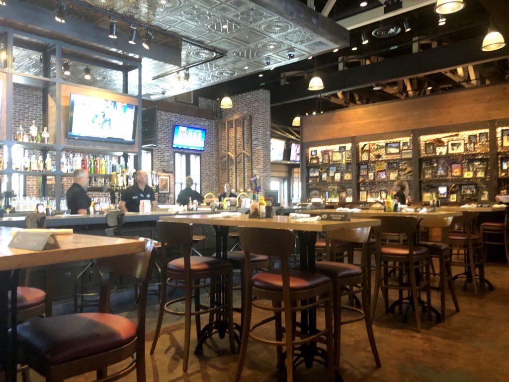 Tap Sports Bar MGM Springfield