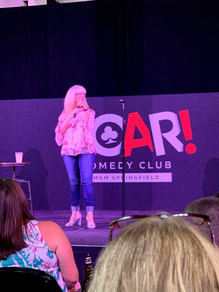 Roar Comedy Club at MGM Springfield