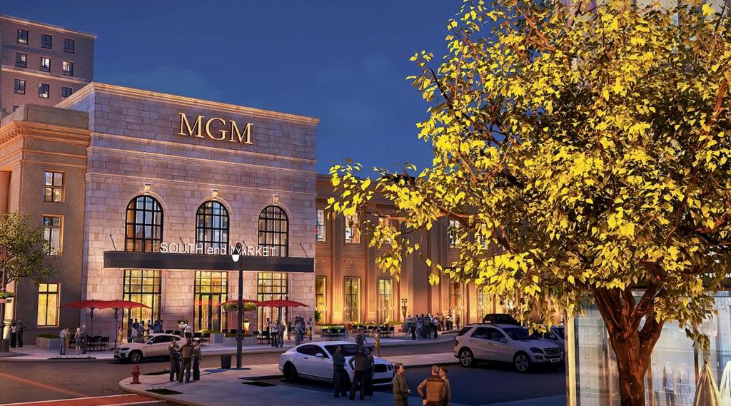 MGM Springfield, MA