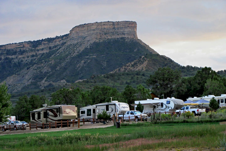 Mesa Verde RV Park Colorado
