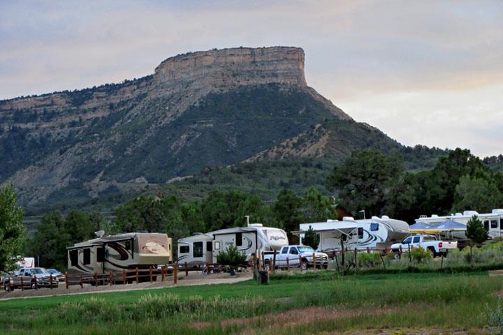 Mesa Verde RV Park Colorado