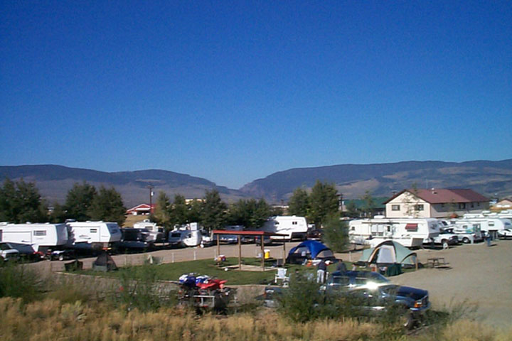 Red Mountain RV Park Colorado