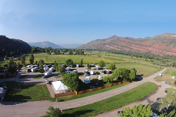 Alpen Rose RV Park Colorado