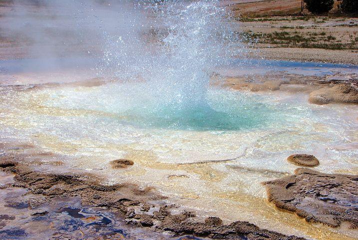 Yellowstone Thermal Basin