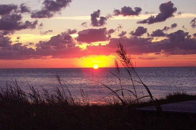 Sunset North Carolina