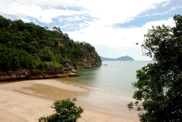 Baco National Park Borneo